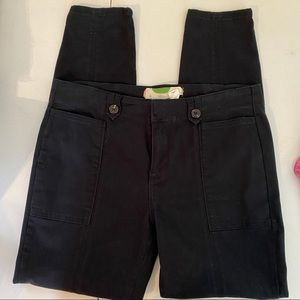 Women's Anthropologie pants front pockets size 29
